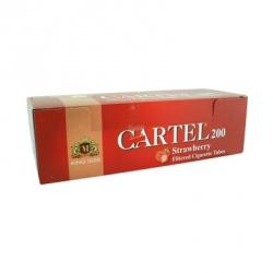 Cartel Aardbei hulzen (5-pack)