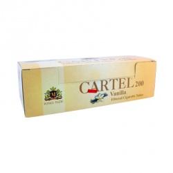 Cartel Vanilla hulzen (5-pack)
