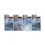 Aansteker Djeep met Jeans print