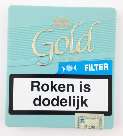Gold Cigarillos Click